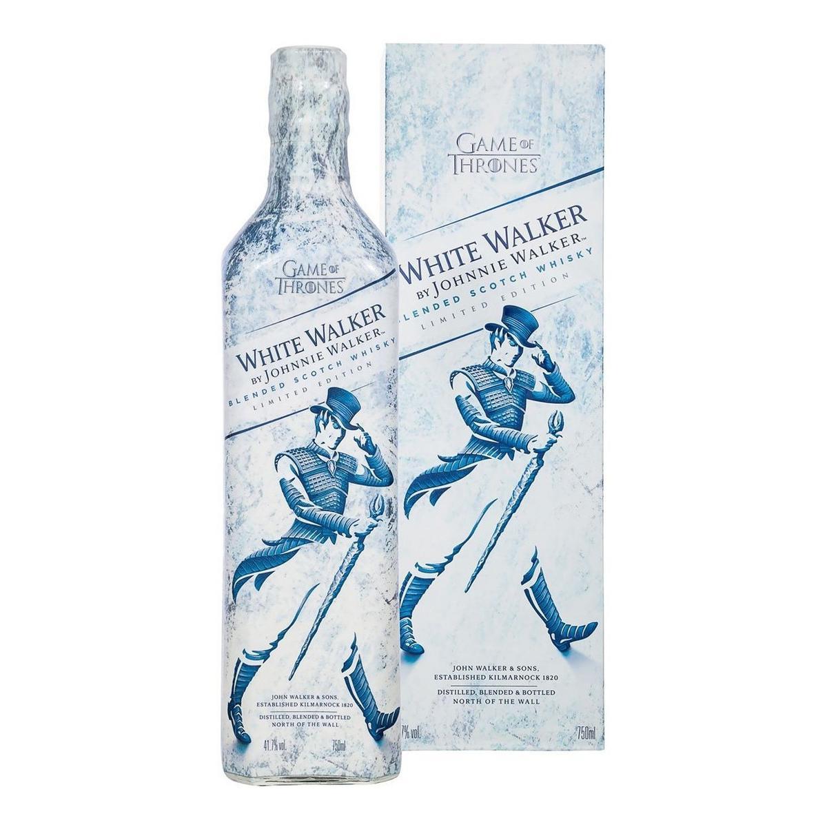 Whisky Jhonnie Walker White 750ml