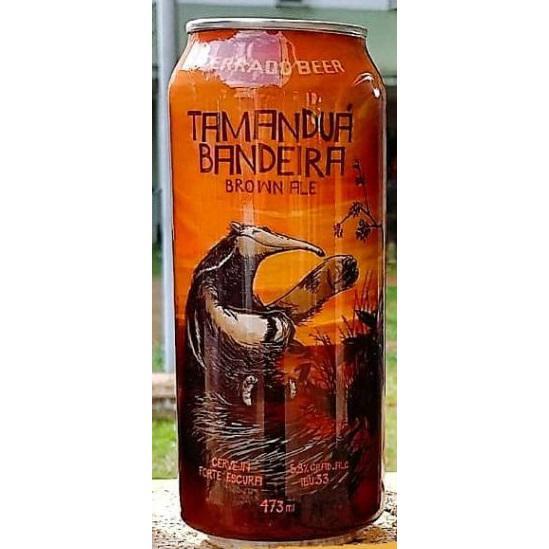 Cerveja Brasileira Tamandua Lata 473ml