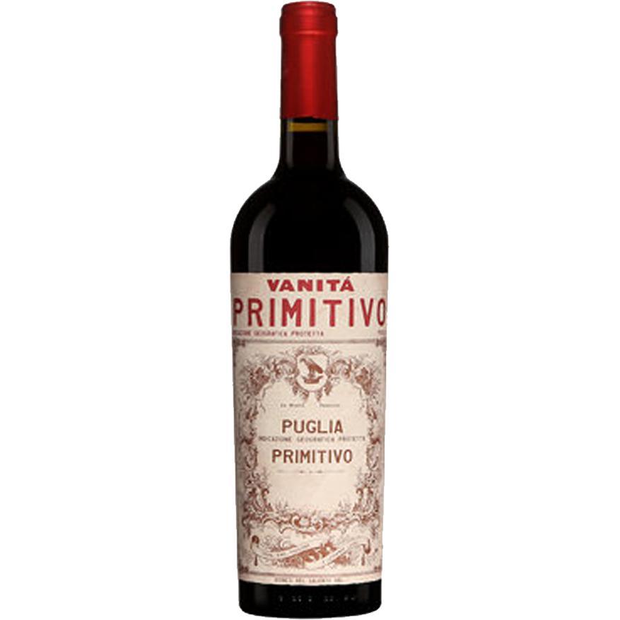 Primitivo Puglia Vanitá IGP tinto 750ml