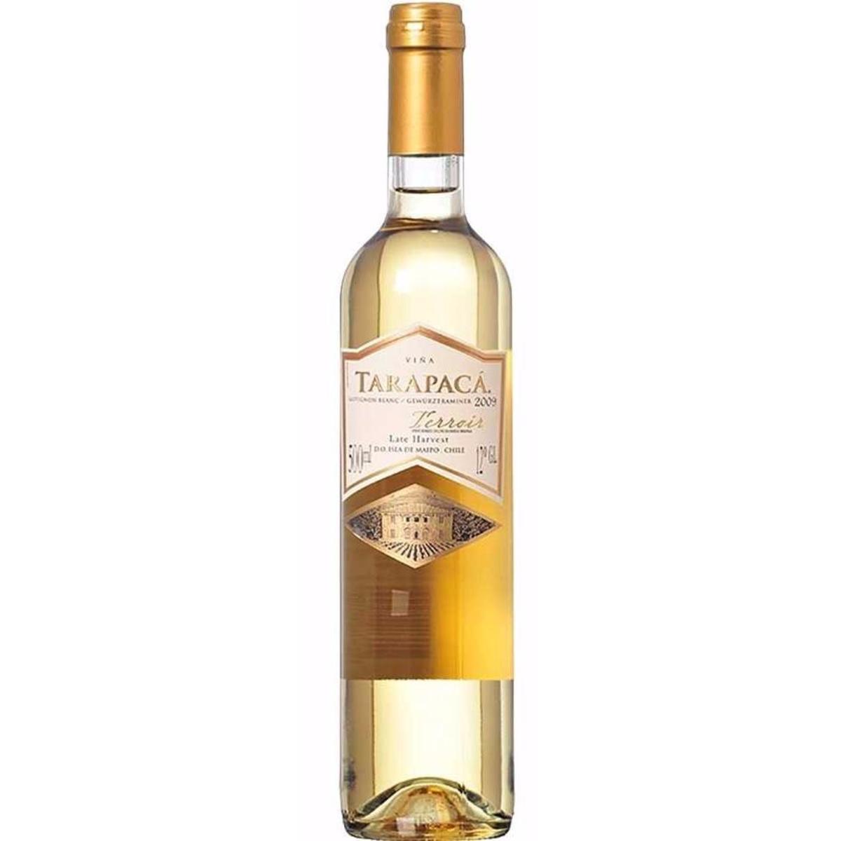 Tarapacá Late Harvest Sauvignon Blanc 500ml