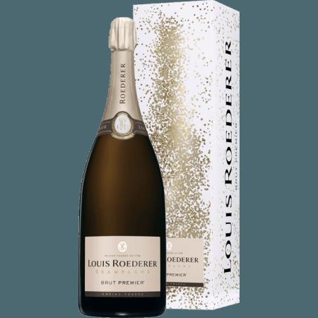 Champagne Louis Roederer Premier Brut Graphic Gift Box 1,5 litro