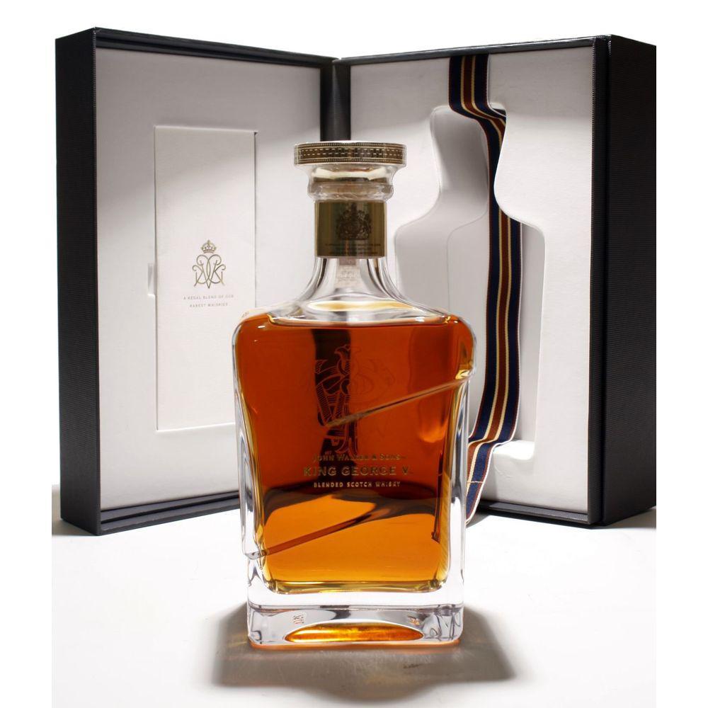Whisky Johnnie Walker King George 750ml