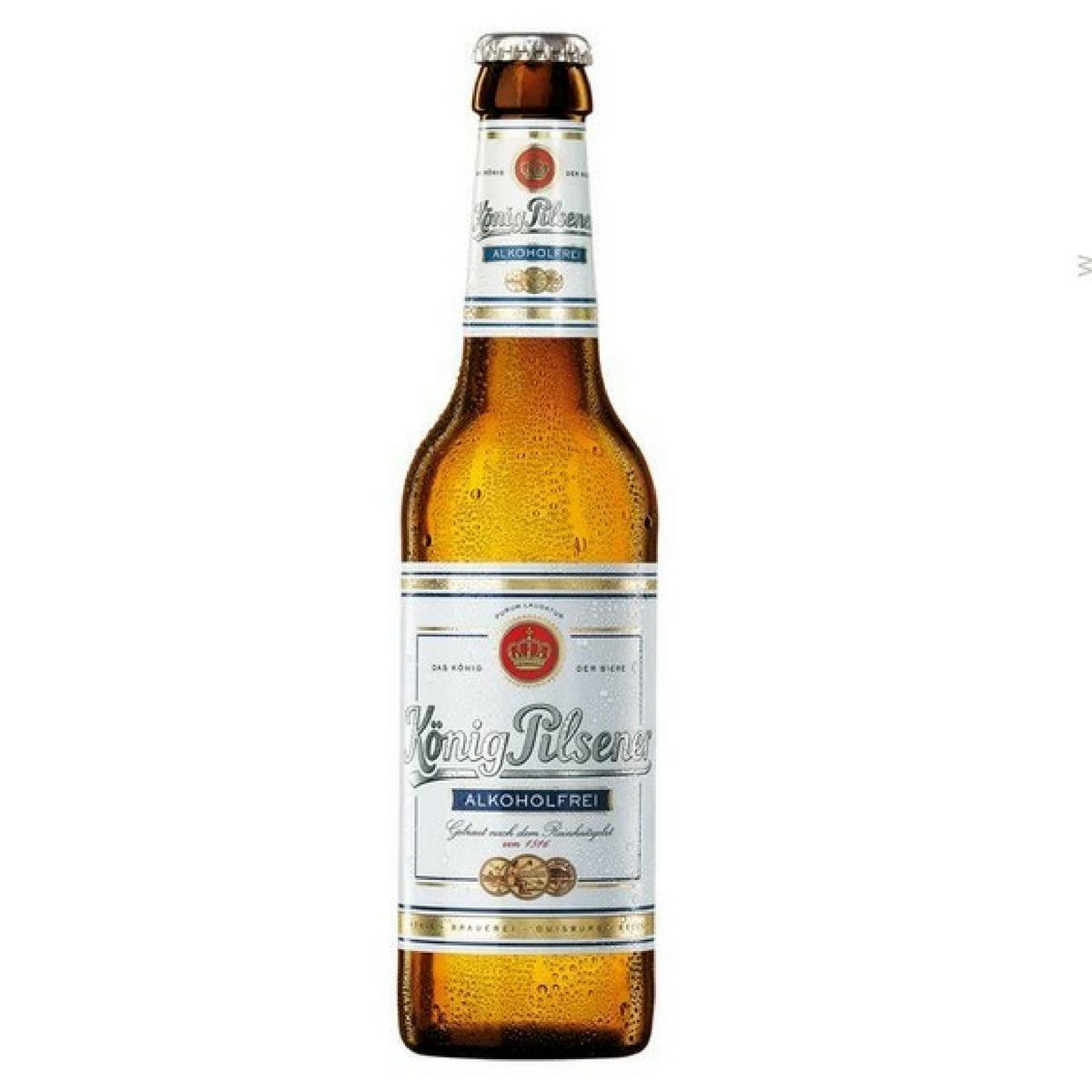 Cerveja Alemã Konig Pilsen 500ML