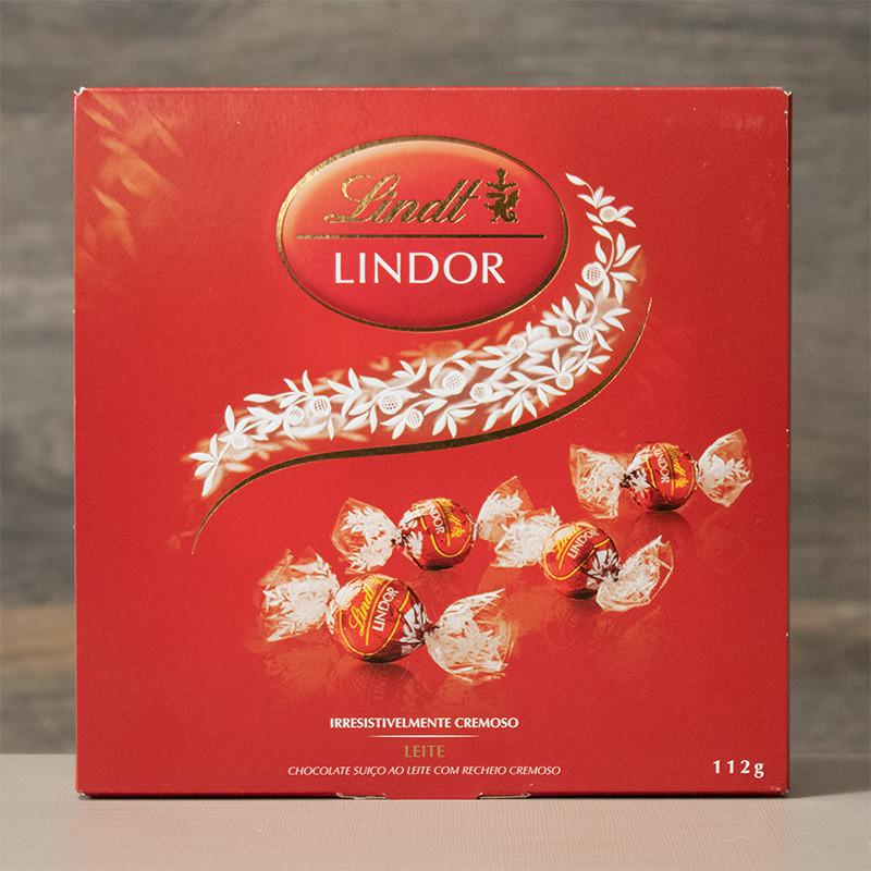 Chocolate Lindt Lindor Milk 112g