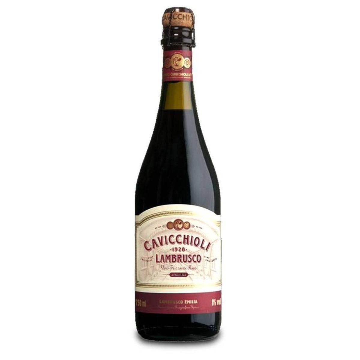 Lambrusco Cavicchioli Tinto 750ml