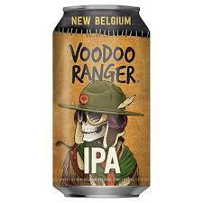 Cerveja New Belgium Voodoo Ranger IPA 355ml