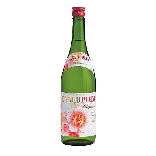 Sake Koshu Plum 750ml