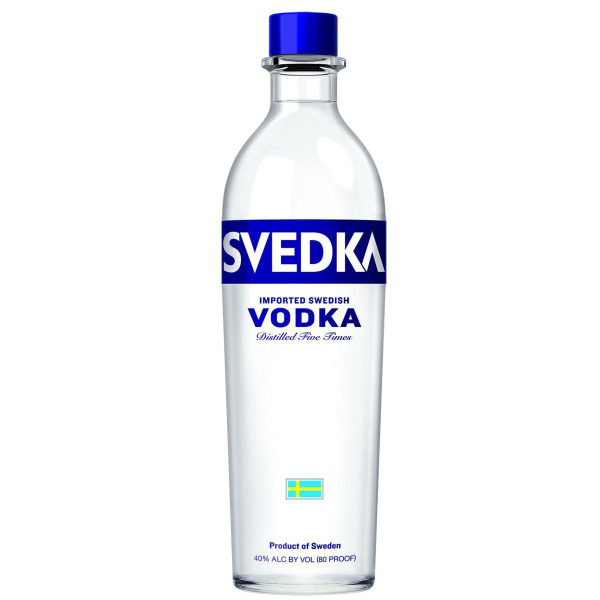 Vodka Svedka 1L