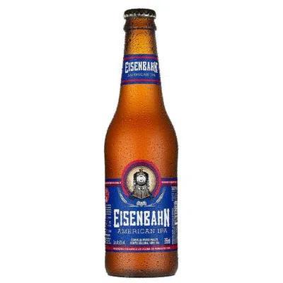 Cerveja Eisenbahn American Ipa Garrafa 355ml