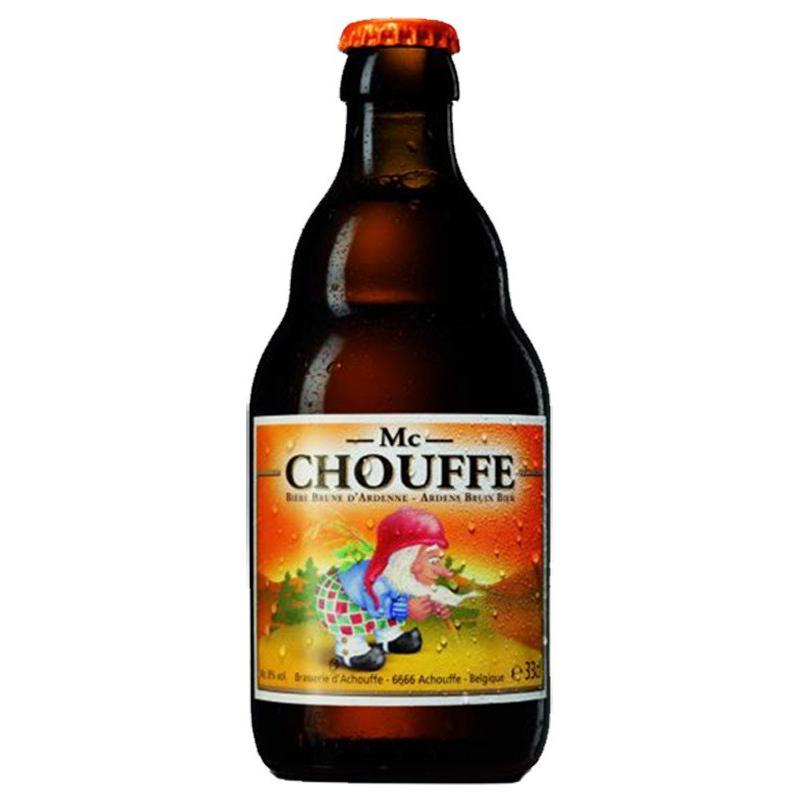 Cerveja Belga MC Chouffe 330ml