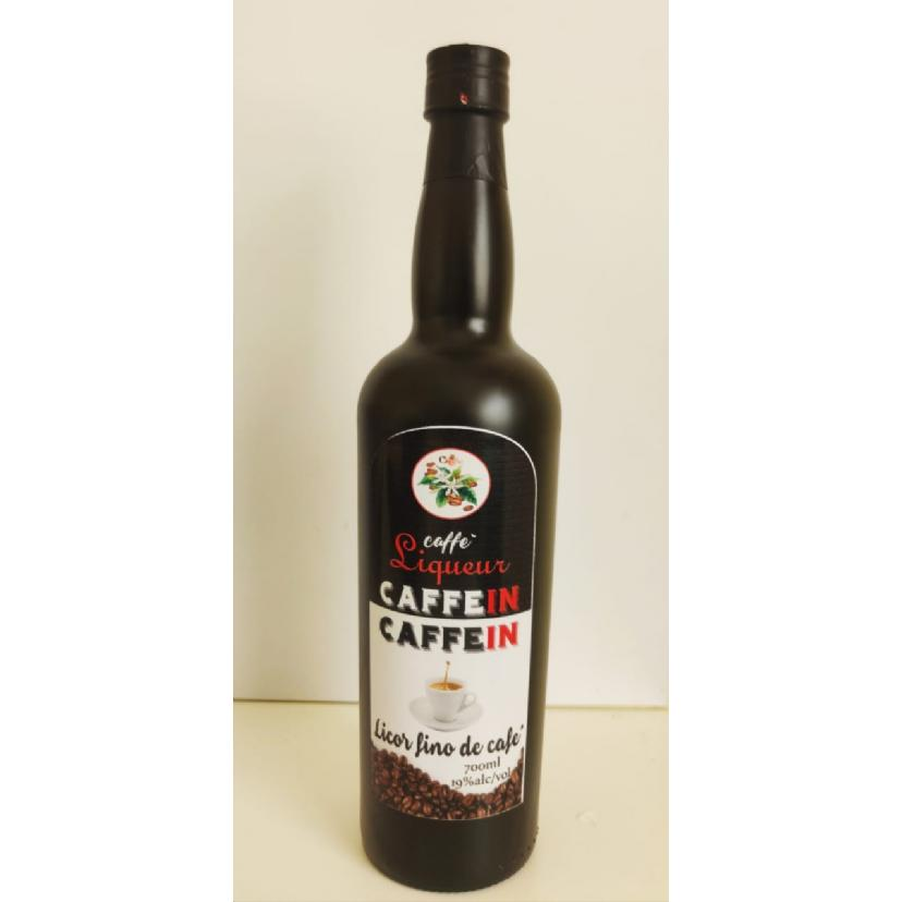 Licor Caffein 700ml