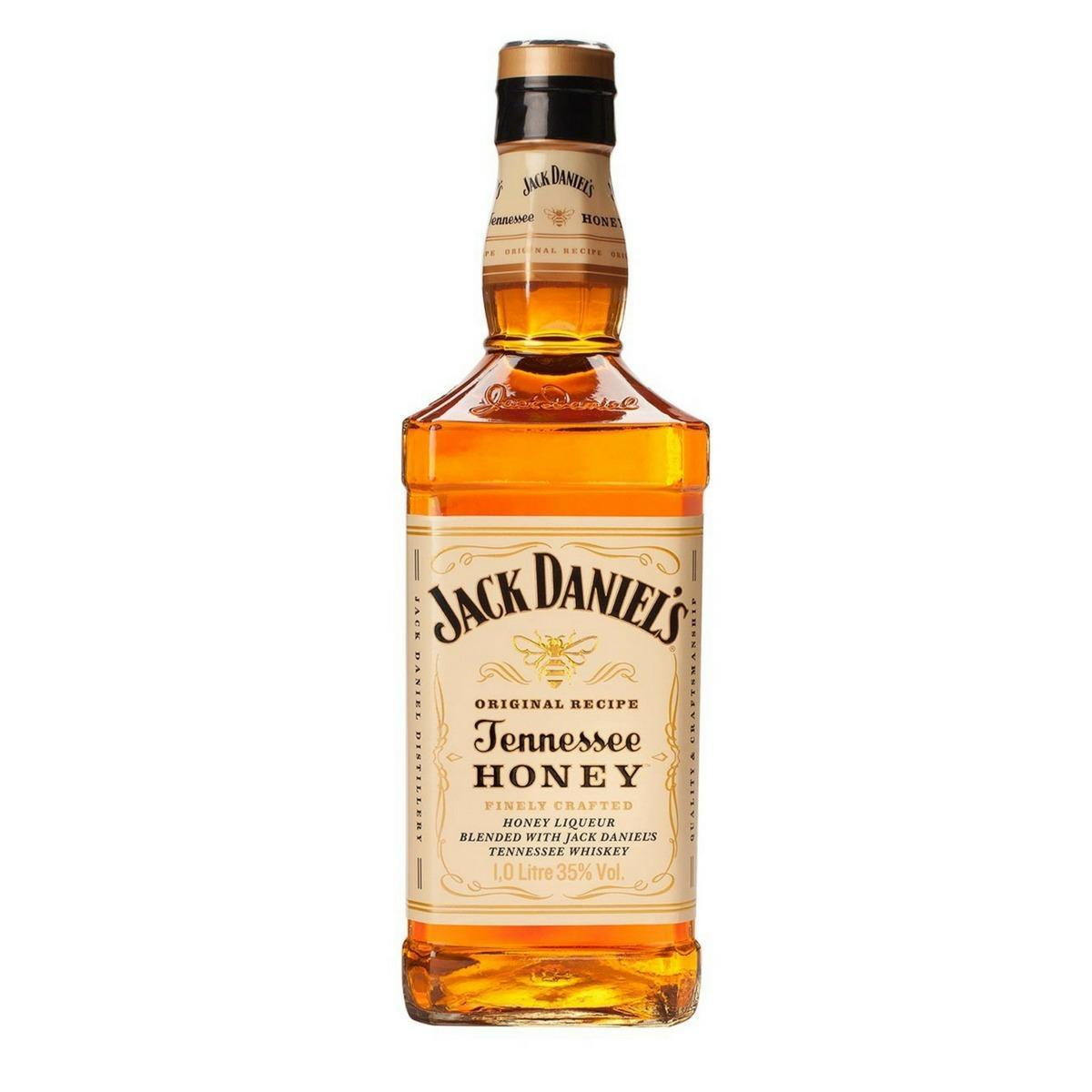 Whisky Jack Daniels Honey Litro