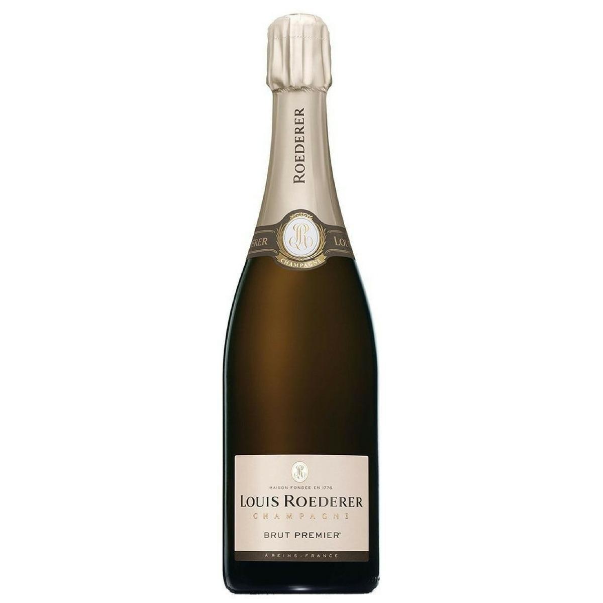 Champagne Louis Roederer Premier Brut 750ml