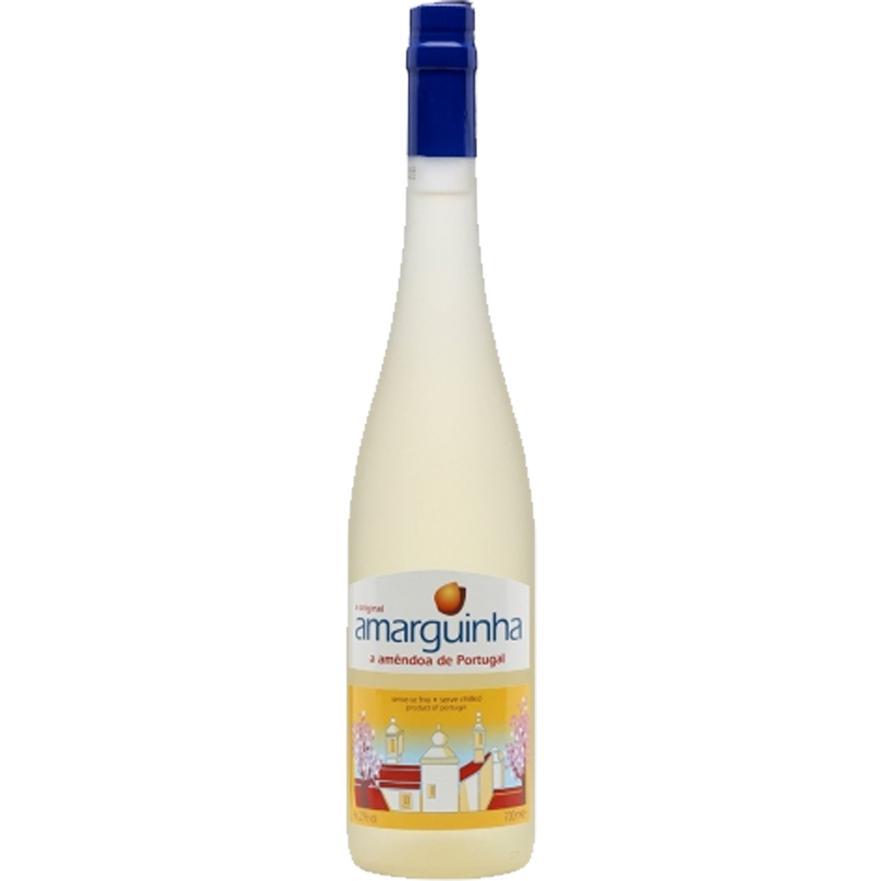 Licor Amarguinha Amendoa  Amarga Quintas 750ml