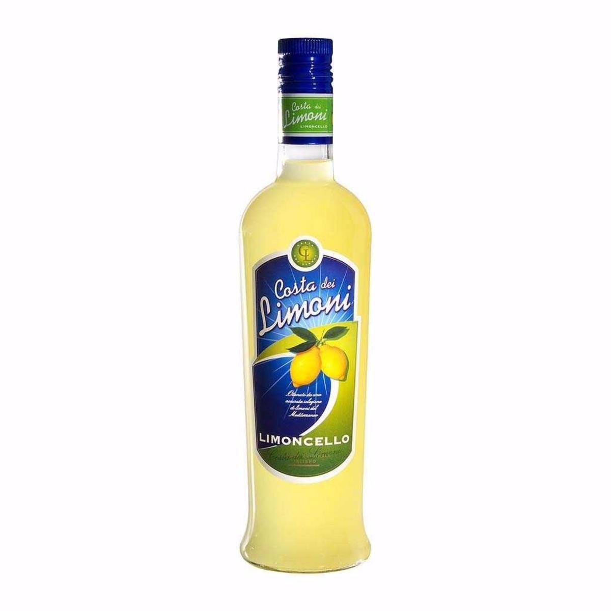 Licor Limoncello Costa dei Limoni 30% 700ml