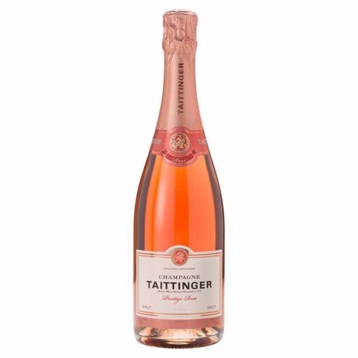 Champagne Taittinger Prestinge Rosé 750ml