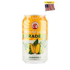 Cerveja New Belgium Citradelic Tangerine 355ml