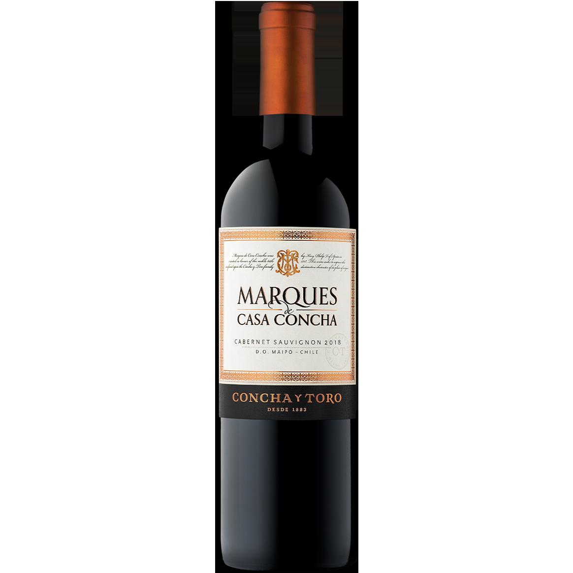 Marques de Casa Concha Cabernet Sauvignon 2017 750ml