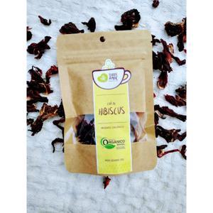 Chá orgânico Hibiscus - 15g
