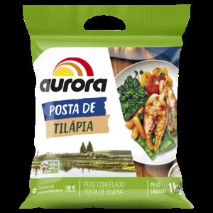 Posta Tilapia Aurora Cong 1Kg
