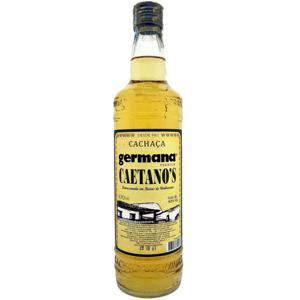 Cachaça Germana Caetanos 1000ml