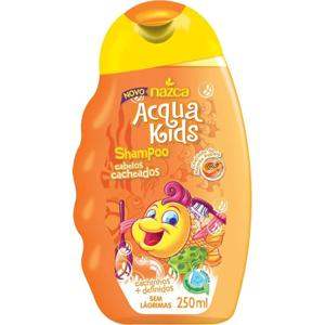 Shampoo 250Ml Acqua Kids Cacheados