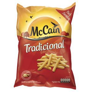 Batata Tradicional Congelada MC CAIN Pacote 1,5kg