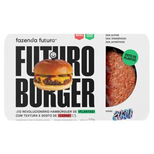 Hambúrguer Vegetal Futuro 230G