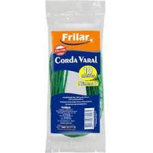 Corda de Varal FRILAR No 7 10m