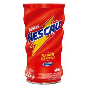 Achocolatado em Pó Nestlé Nescau Lata 400g