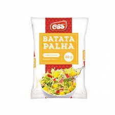 Batata Palha Cbs 80G