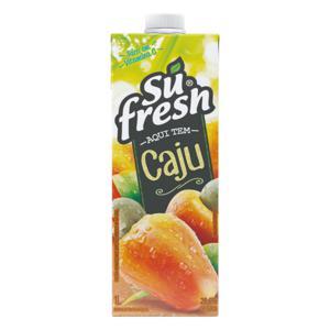 Bebida Adoçada Caju Sufresh Caixa 1l