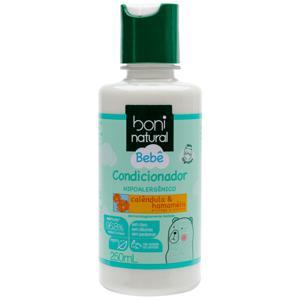 Condicionador bebê calêndula 250ml - Boni Natural