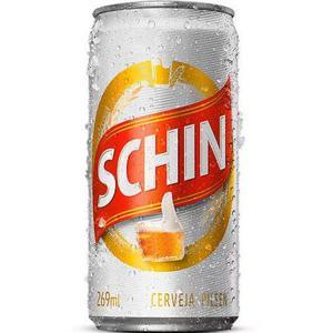Cerveja Nova Schin 269Ml Lata