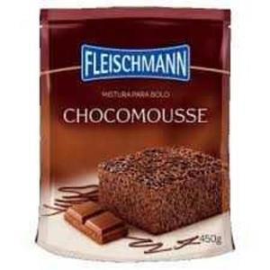 Mistura para Bolo FLEISCHMANN Choco Mousse 450g