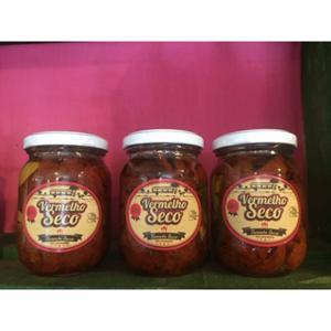 Tomate seco 230g - Vermelho Seco
