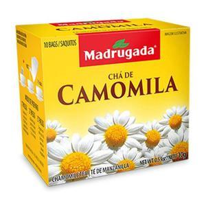 Cha Madrugada 10G-Camomila