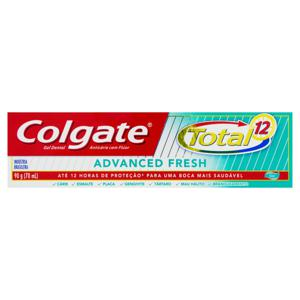 Creme Dental Colgate Total 12 Advanced Fresh Caixa 90g