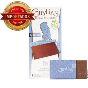 Chocolate Belga Guylian Ao Leite Sem Açúcar 100G