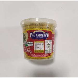 Tempero Completo Com Pimenta Orgânico 280g - Al Andalus