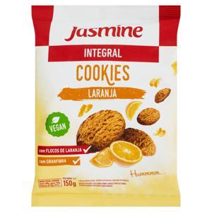 Biscoito Cookie Integral Laranja Jasmine Pacote 150g