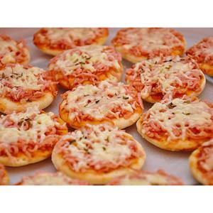 Mini Pizza Presunto