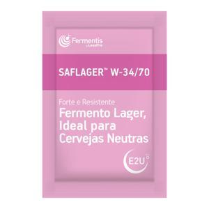 Fermento SafLager™ W-34/70 - Fermentis 11,5g