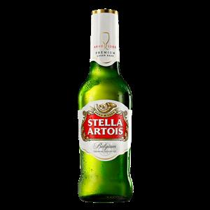 Cerveja Stella Artois (Long Neck)