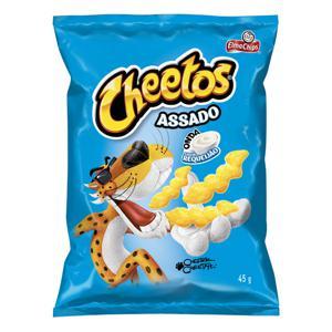 Salgadinho de Milho Onda Requeijão Elma Chips Cheetos Pacote 45g