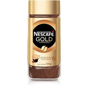 Cafe Nescafé  Gold Espresso 100G