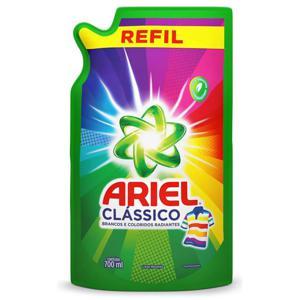 Lava Roupa Ariel 700Ml Classico