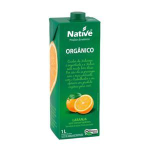 Suco de Laranja Orgânico NATIVE 1L