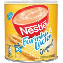 Farinha Láctea Nestlé Lata 400g