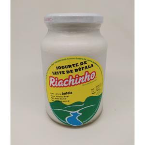 Iogurte Natural de Búfala Sem Açúcar 600g - Riachinho